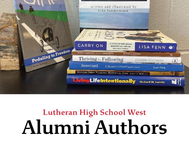 Lutheran West Alumni Authors