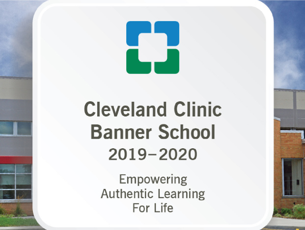Lutheran West Named a 2019-2020 Cleveland Clinic 'Banner School'