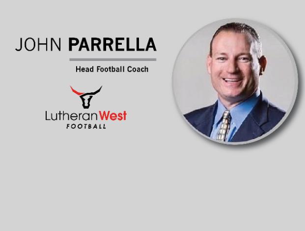 John Parrella Named Head Football Coach