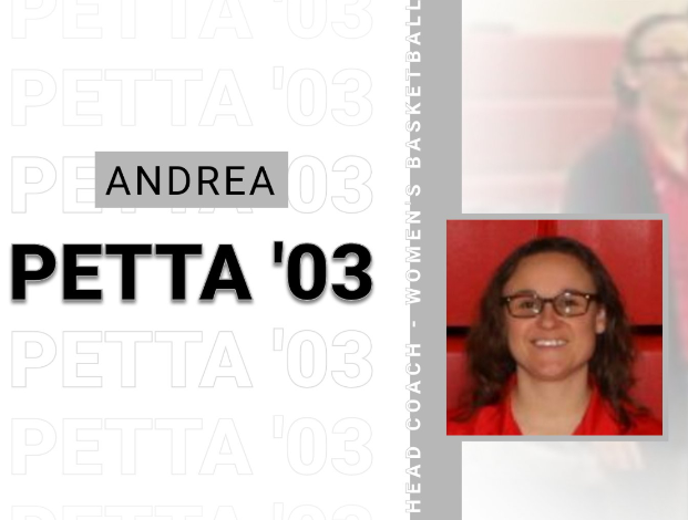 Andrea Petta '03 Hired as New Head Girls' Basketball Coach