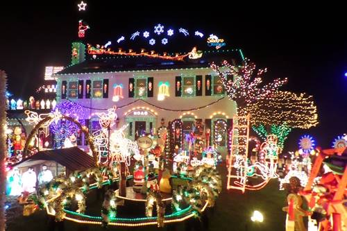Strongsville-Lights