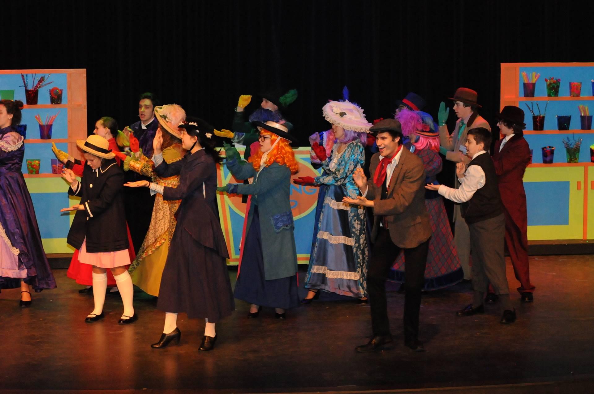 Mary-Poppins-Cast