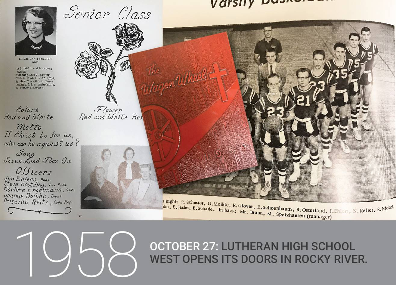 History-1958-Lutheran-West-Opens