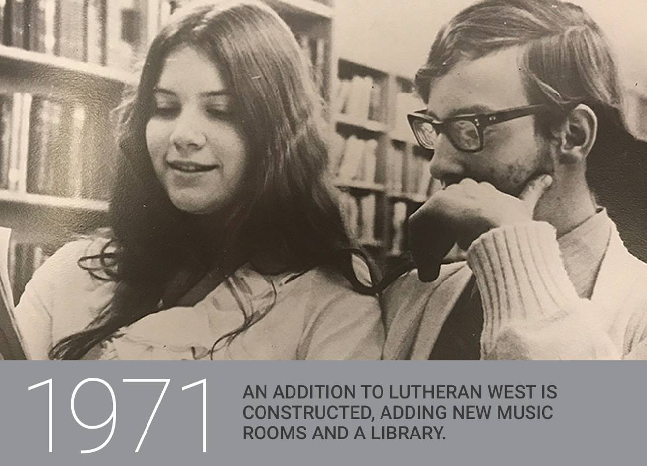 History-1971-Lutheran-West-Builds-Library