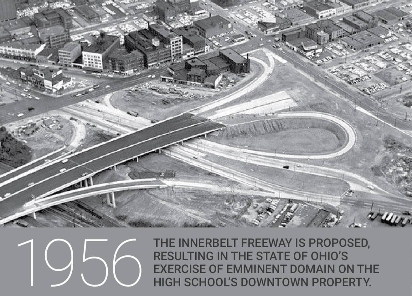 History-1956-Innerbelt-Built