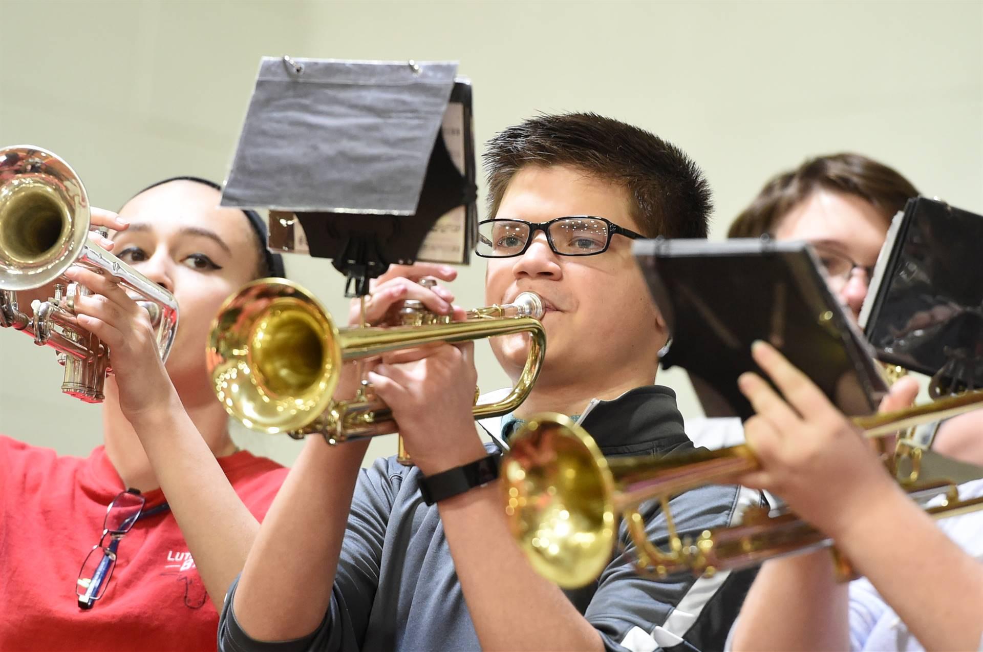 Pep-Band