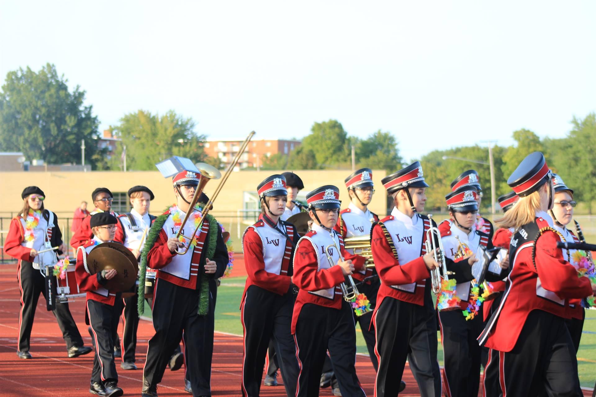 Marching-Band-Fall