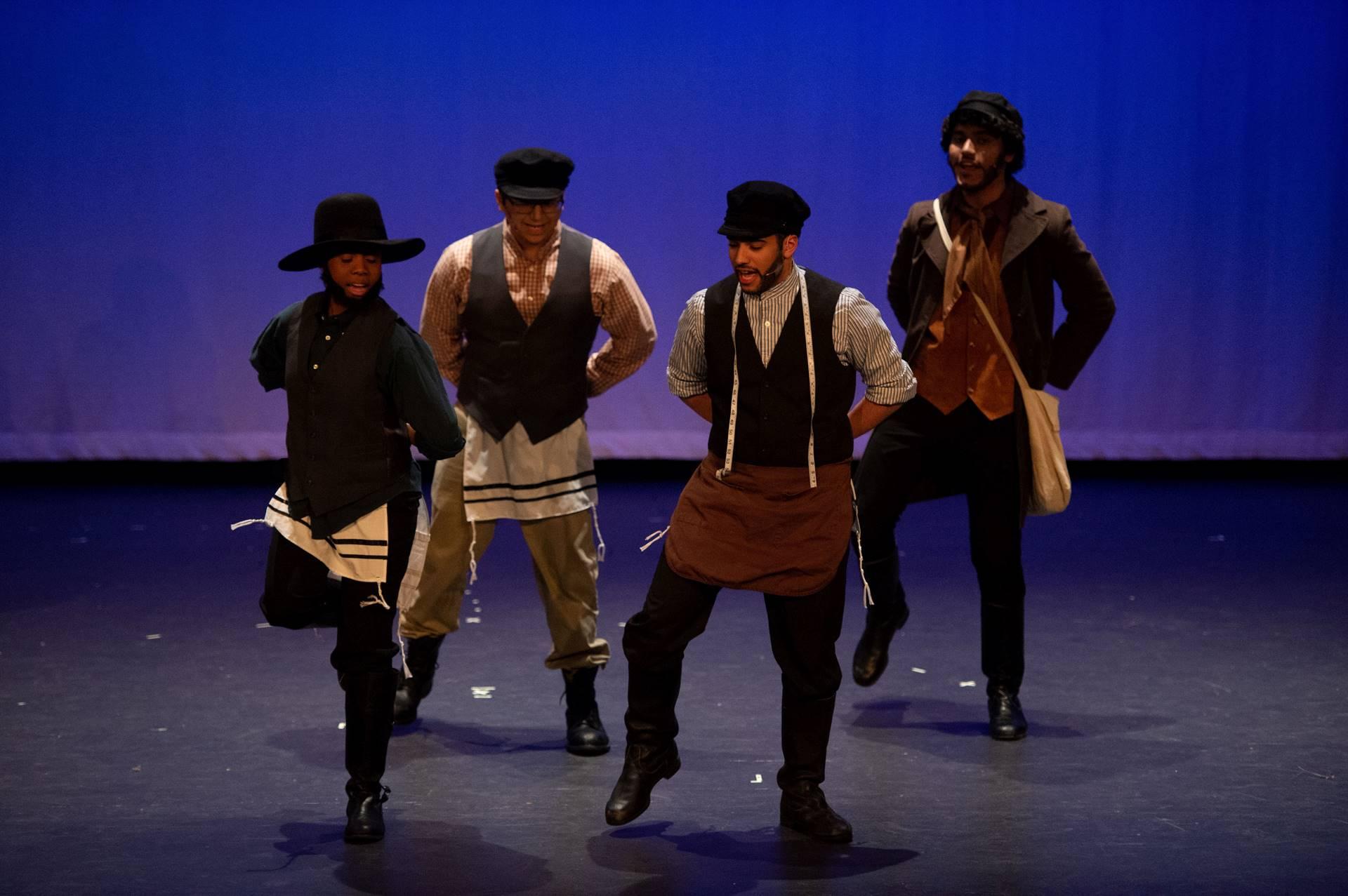 Fiddler-Gentlemen