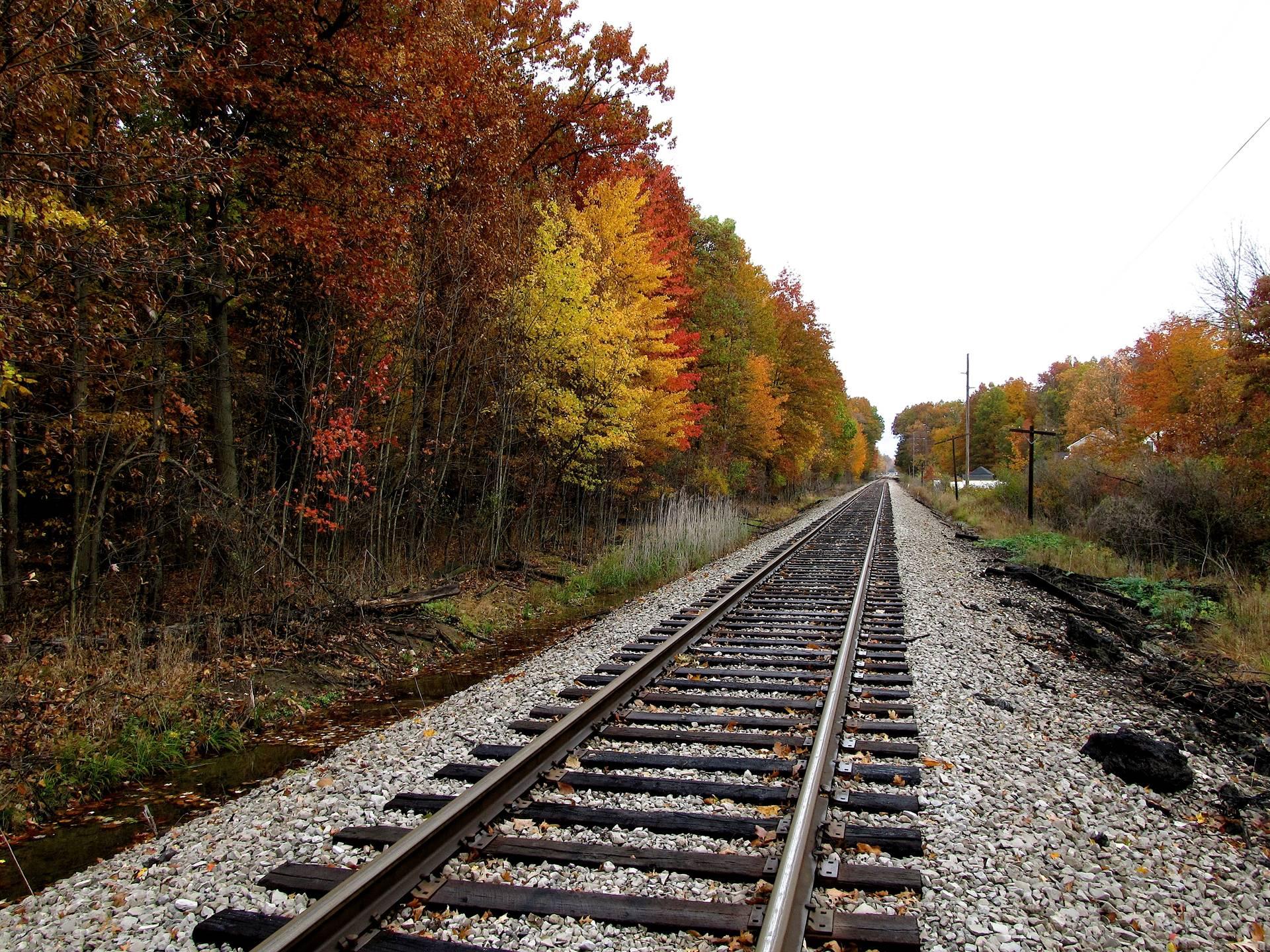 Digital-Photo-Train-Tracks