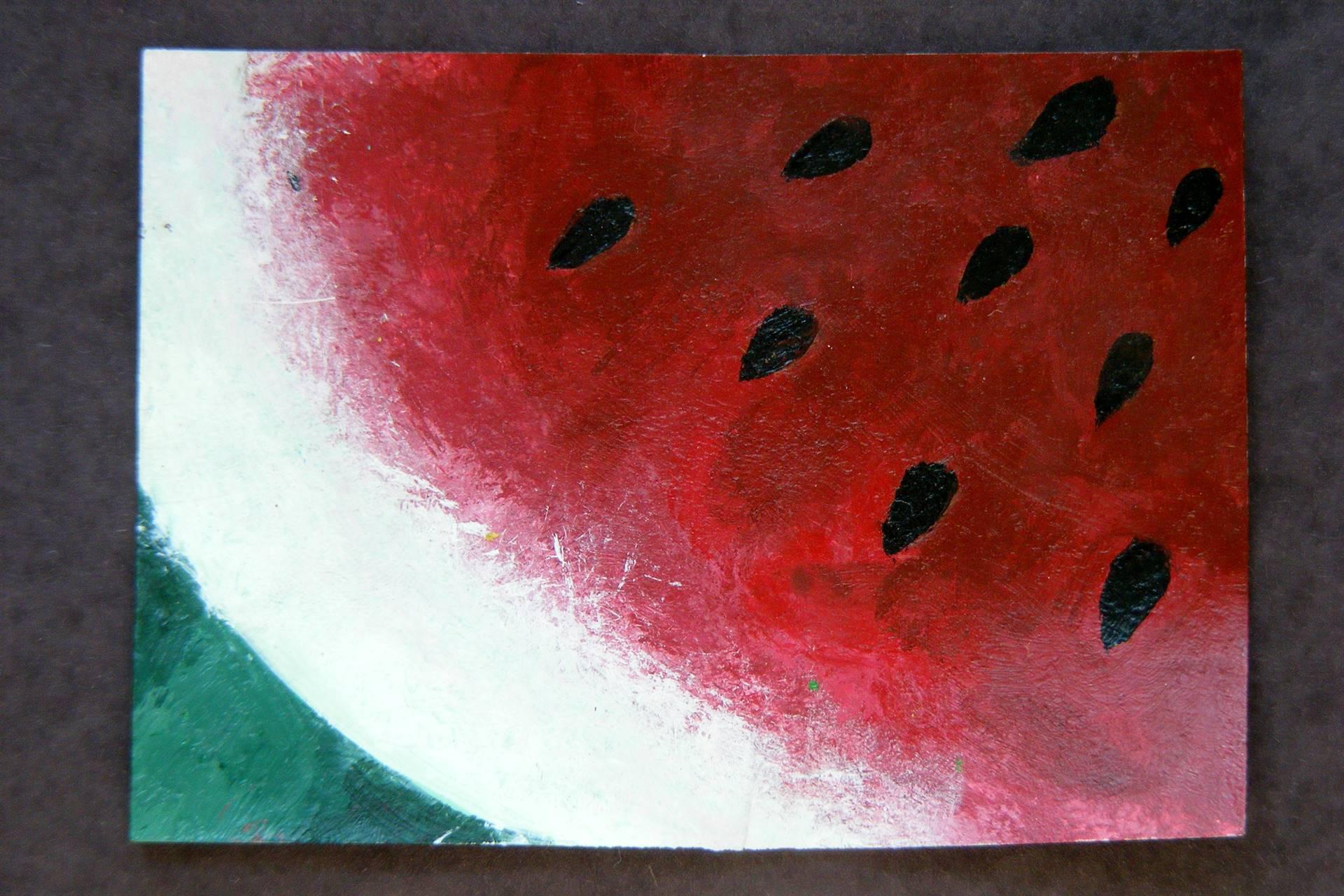 Painting-Watermelon