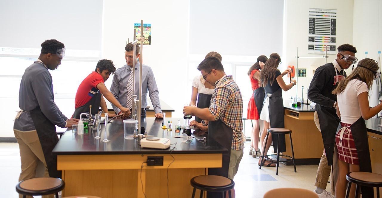Lutheran-West-STEM-Chemistry